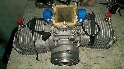 350cc aero engine 2 stroke 26bhp air cooled