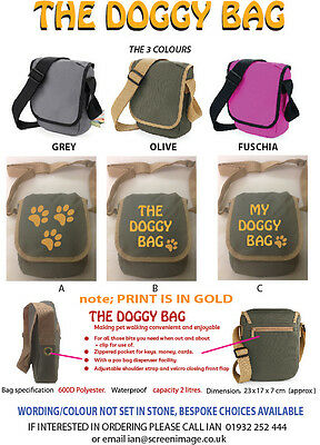 THE DOGGY BAG (soon be EASTER)