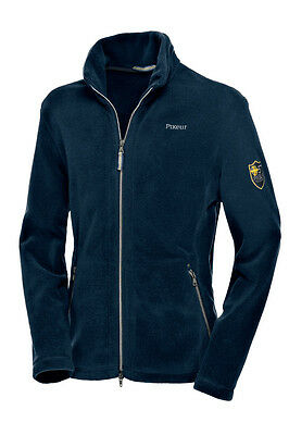Pikeur Navel Mens Fleece Jacket Navy *half Price Sale*