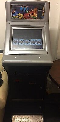 Casino Gaming Machine (Poker, Roulette, Blackjack). Own Limits - Ticket Printed