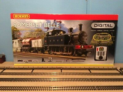 Hornby R1125 digital train set DCC fitted