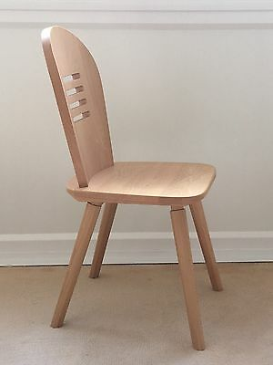 26 x chairs cafe restaurant farmhouse country style solid wood  Made in Italy