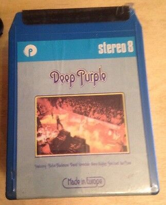 Deep Purple - Made In Europe Stereo 8 Sigillata Sealed 3c36498181