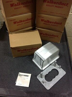 Walkerduct Service Fitting 501 ALE-G  P/N 97492 Lot Of 8. NIB. Loc 3C