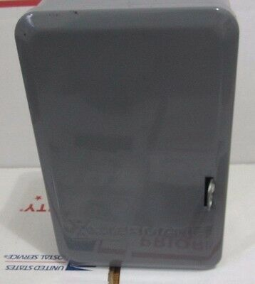 Intermatic Model ET171C Electronic 7-Day Timer Switch 120VAC 60Hz 3.0Watts Max