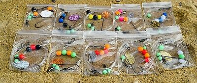 5 flattie rigs very good for place dab top selling rigs Sea Fishing Tackle