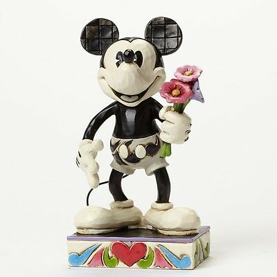 Jim Shore Mickey Mouse For My Gal Holiday Valentines Day figurine 4043665 NIB