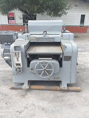 Used Whitney S-290 30. In Single Surface Planer