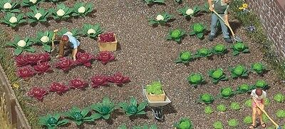 Busch 1213 Cabbage and Lettuce H0 1:87