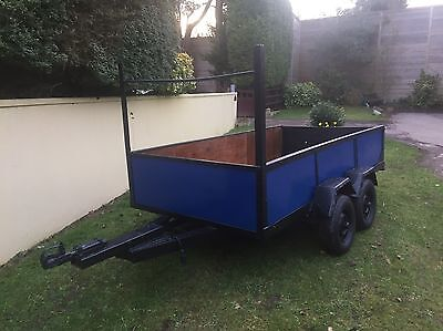 Twin Axle / Car Trailer
