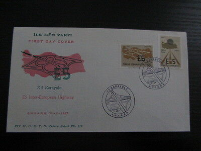 First day cover 30 June 1967 - See scans!