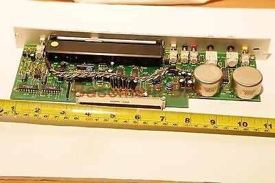 2 Audio input transformers Acoustical Interface A226XA 1 Penny and giles fader 3