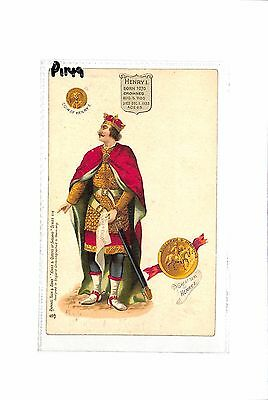 Kings & Queens of England King Henry I Raphael Tuck & Sons Postcard