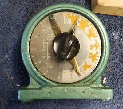 Vintage Medical X-Ray Developing LUX Timer Works