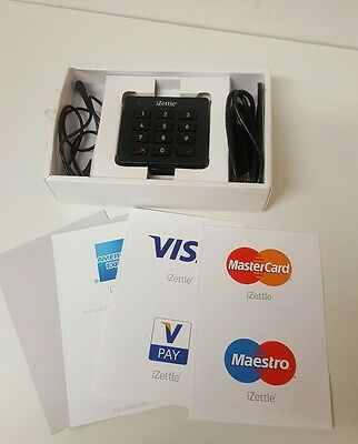 IZETTLE CHIP & PIN CARD READER xCE-50 (BLACK)  (s13)