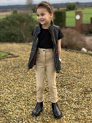 Childrens  Horse Riding Jodhpurs - All Sizes - Colours