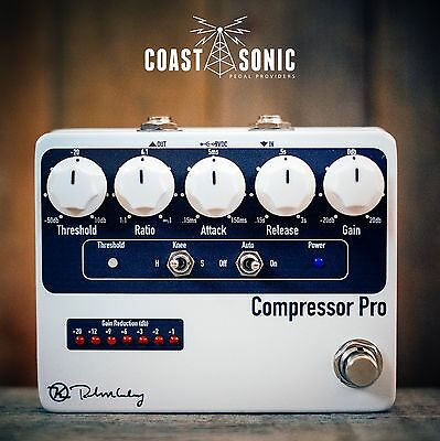 Keeley Electronics Compressor Pro *limited edition white*