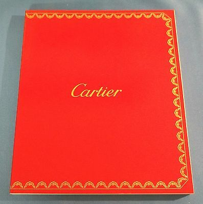 CARTIER 2004 Vision of Watches Catalog 145 Pages EXCELLENT COPY!