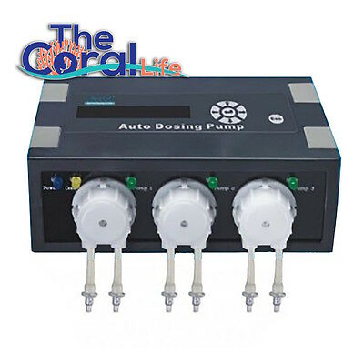 Jecod/jebao Dp-3 Programmable Auto Dosing Pump 3 Channel
