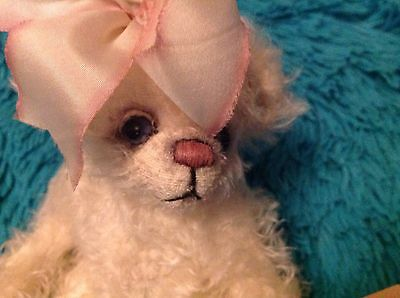 Ooak bear by Bonnie Foster Collectable Bears and Friends -The Kids and Teddy Too