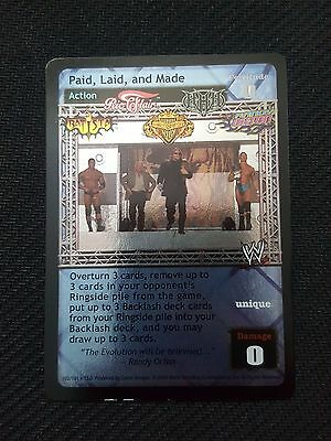 WWE RAW DEAL *Paid,Laid,and Made*