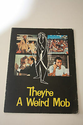 """""""They're a Weird Mob""""  – 1966 Walter Chiari"""