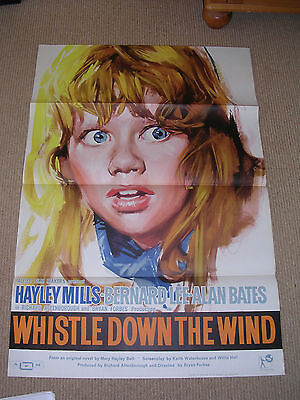 WHISTLE DOWN THE WIND - Hayley Mills