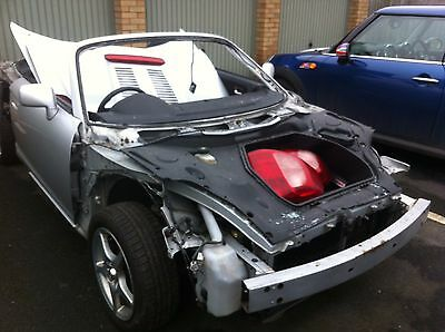 Toyota Roadster MR2 chassis