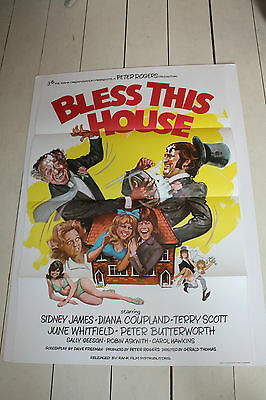 BLESS THIS HOUSE - 1972 Sidney James,Terry Scott