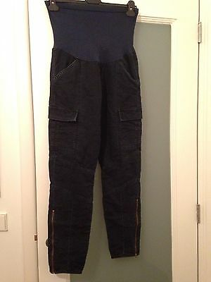 J Brand A Pea In The Pod Olympia Maternity Skinny Jeans, Size 30