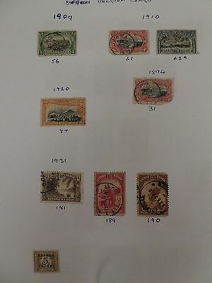 Belgium Congo collection of 28 stamps - see all scans