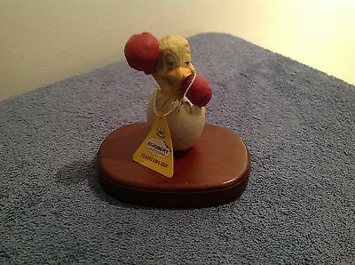 "Eggbert And Friends By Malcom Bower Collectible ""featherweight Chick"""