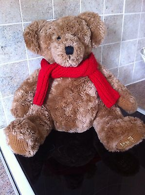 Collectable Russ Berrie Large Fraser Bear 2002 - 16 Inch