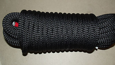 """NEW 7/16"""" x 44' Kernmantle Static Line, Climbing Rope"""
