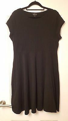 Maternity Top Shop dress and New Look long skirt bundle size 14