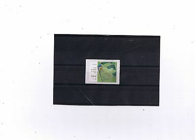TIMBRE FRANCE annee 2007 N° 4080 ** COUPE DU MONDE DE RUGBY ..LUXE