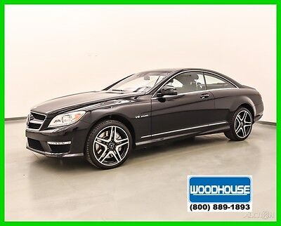 2011 Mercedes-Benz CL-Class CL63-AMG 2011 CL63-AMG Used Turbo 5.5L V8 32V Automatic RWD Coupe Premium
