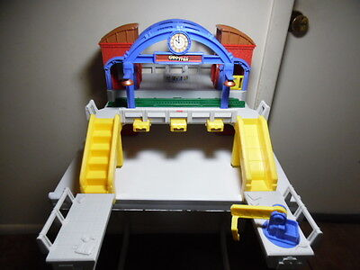 Geotrax Grand Central Station Building Stairs Ramp