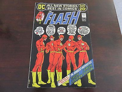 The Flash #217 (Aug-Sep 1972, DC) VF 8.0