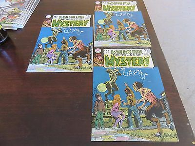 House of Mystery #186 (May-Jun 1970, DC) NM 9.0+ several available