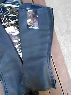 PROCHAPS Competition XL half chaps - NEW! Retail for $175