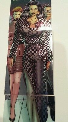 Shi -  color chrome trading card set of 3 - nice - Resolve 1 2 3 Witchblade