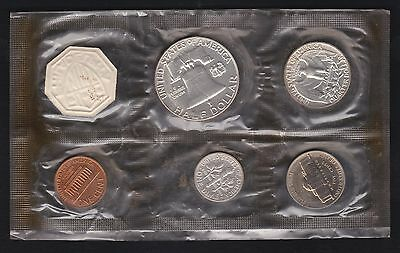 USA, 1961 proof set of coins