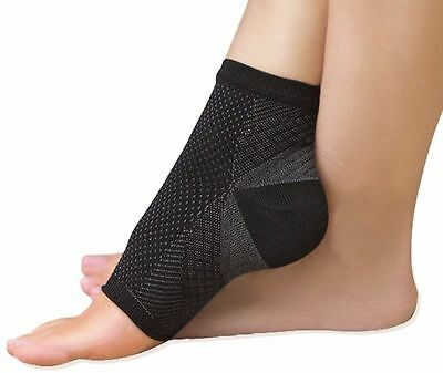 1pc Feet Heel Ankles Compression Socks Anti Fatigue Varicose Feet Sleeve A^B