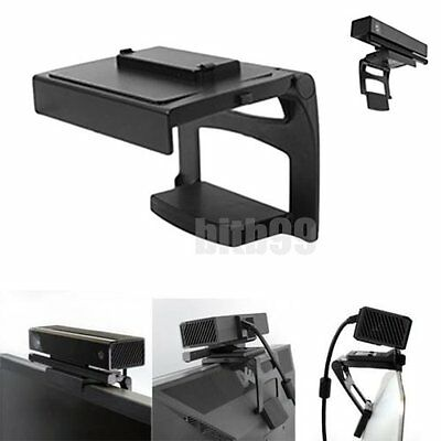 TV Clip Mount Stand Holder Bracket For Microsoft Xbox ONE Kinect Sensor C^^