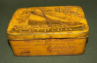 The Puritan Cut Plug by Imperial Tobacco Co. of Canada