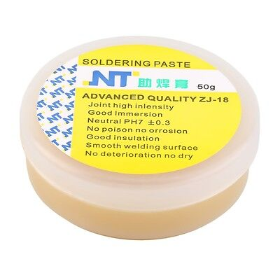 50g Rosin Soldering Flux Paste Solder Welding Grease Cream for Phone PCB A^^