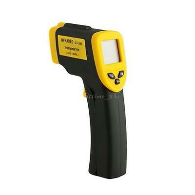 DT-380 Infrared Thermometer professional hand-held non contact A^^