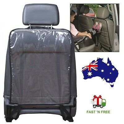 Car Auto Seat Back Protector Cover For Children Kids Kick Mat Mud Dirt Clean