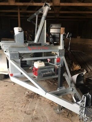 2012 ADS ST 100 Bulk Seed Buggy Grain Carts